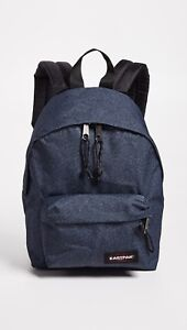 San Francisco 409e1 adeed Details about NWT Eastpak Orbit Mini Backpack 10L in Double Denim Blue