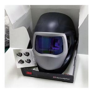 3M-Auto-Darkening-Welding-Helmets-SPEEDGLAS-9100X-w-Side-Windows-Hornell-Speedgl