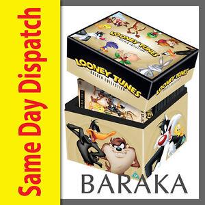 LOONEY-TUNES-Golden-Collection-Volume-1-6-DVD-Box-Set-Vol-1-2-3-4-5-6-Series