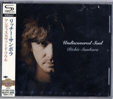 RICHIE SAMBORA-UNDISCOVERED SOUL-JAPAN SHM-CD D50