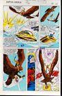 1979 Captain America 238 page 16 Marvel Comics color guide art: 1970's