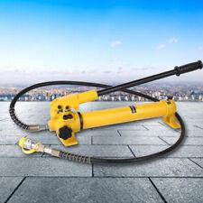 350cc Cp 700 Manual Power Pack Hydraulic Hand Pump 10000 Psi 38 Npt Us