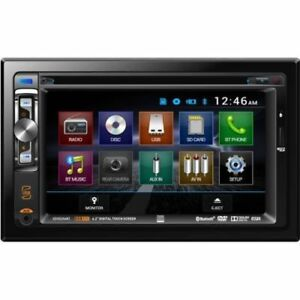 Dual-Car-6-2-Multimedia-DVD-Receiver-with-Bluetooth-and-Remote-XDVD256BT