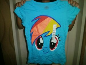CLOSEOUT-SALE-Imported-From-USA-My-Little-Pony-Shirt-L-10-12