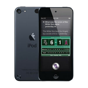Apple iPod Touch 5th Generation 32GB Black & Slate ...