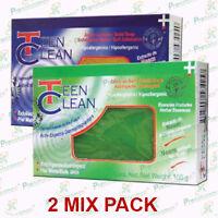 Jabón Teen Clean Exfoliante Con Extracto De Neem 100 Gr / Piel Matte