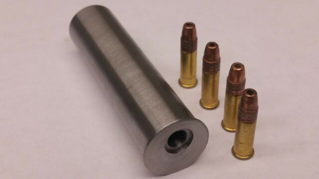 16 Gauge to  22lr Shotgun Adapter Chamber Reducer Insert