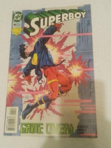 Superboy #26 April 1996 DC Comics Kesel Mattison Hazelwood Davis