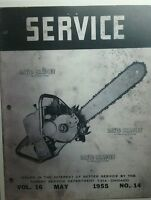David Bradley Db 360 Gear Drive Chain Saw Service Manual 48pg 917.60001 Chainsaw