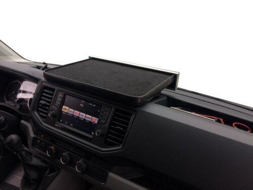 Tabella Uomo TGE VW Crafter dal 2018 in Velluto Nero