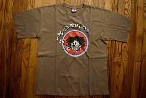 52f621d4b2418 Details about weeded records nervous wreck new york rap tee hip hop vintage  t-shirt 90s L/XL