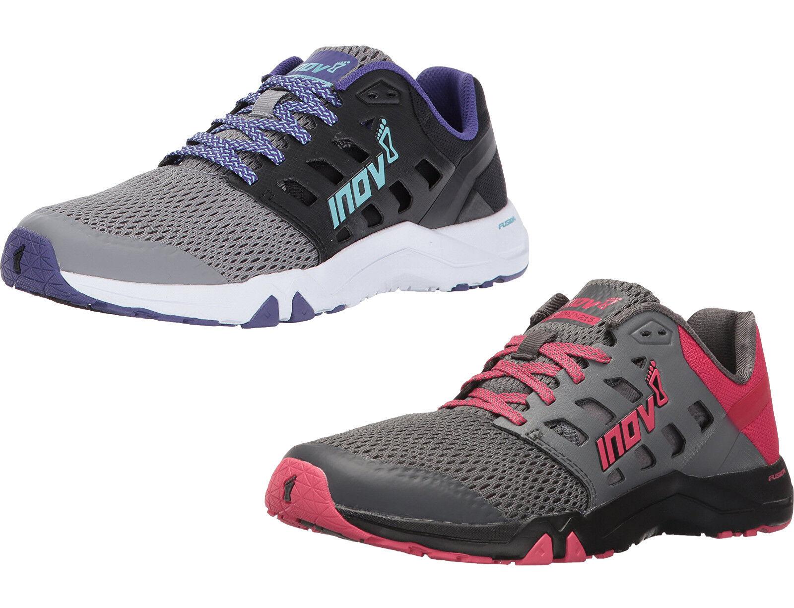 Inov-8 All Train 215 femmes Cross Training Chaussures Running Sneakers Inov-8 NEW