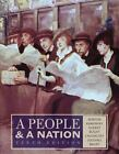 A People and a Nation : A History of the United States by Carol Sheriff, David W. Blight, Jane Kamensky, Howard Chudacoff and Mary Beth Norton (2014, Hardcover)
