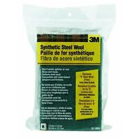 18 Pk 3m Synthetic Grade 0 Steel Wool 2 X 4 Pads 6 Pads/pk 10118na