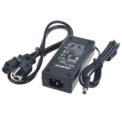 AC Adapter DC Charger For Epson V550 B11B210201 Perfection Scanner Power Supply
