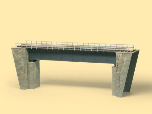 Stahlbrücke   Bausatz Neuware Auhagen H0 11341