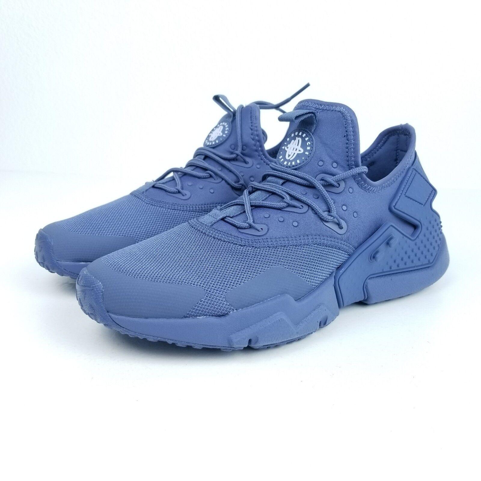 NIKE Blue Air Huarache Drift Mens Shoes Multi Size Diffused Blue NIKE AH7334 400 afa99c