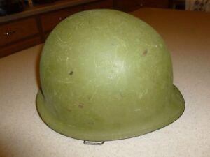 Casque-US-U-S-Army-M-1-combat-casque-vietnam