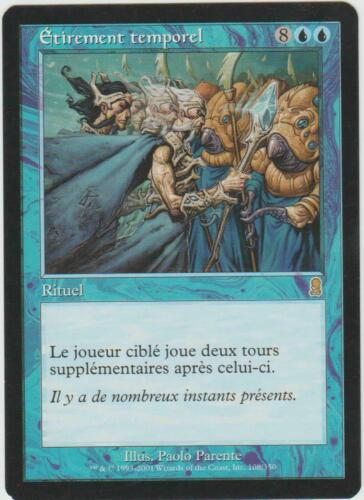 Time Stretch NM ►Magic-Style◄ MTG Étirement temporel