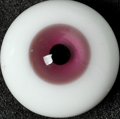 12MM New Purple Little Pupil GlasspEyes Outfit for DOD AOD Volks Luts BJD Doll