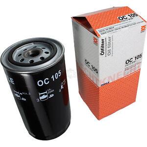 Original-mahle-Knecht-filtro-aceite-OC-105-aceite-filtro-Oil