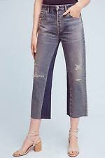 Citizens of Humanity Cora Ultra-High-Rise Crop Jeans NWT 27 Shadow Inseam $278