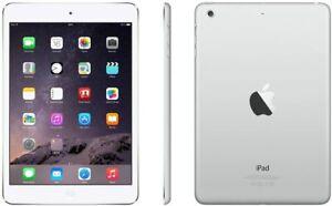 Apple IPAD Mini 2 16GB Wifi Tablette 7.9 Pouces Argent A1489 (Me279fd/A)