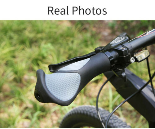 Details about  /MTB Cycling Road Bike Grip Handlebar Grips TPR Rubber Handle Bicycle Accessories