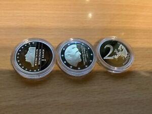 Niederlande Kursmünze PP (Wählen Sie zwischen 1 Cent - 2 Euro  Jahr 1999 -2013 )