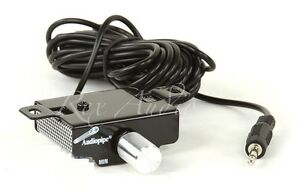 Headphone Jack Audiopipe Bass Remote Control Knob Wire Aux