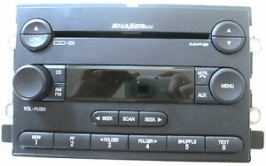 FORD-Mustang-AM-FM-6-DISC-IN-DASH-MP3