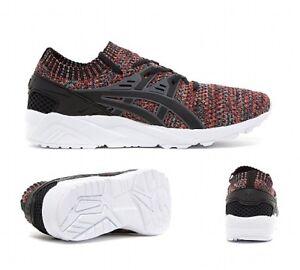 Asics de Gel 6 hombre Trainer Knit deporte Kayano Eu Uk para Zapatillas Zapatillas 40 Tamaño Ad8wxTA