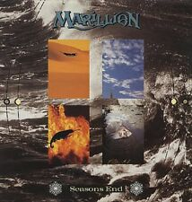 MARILLION Seasons End 1989 UK Vinyl LP  Excellent Condition original EMD1011