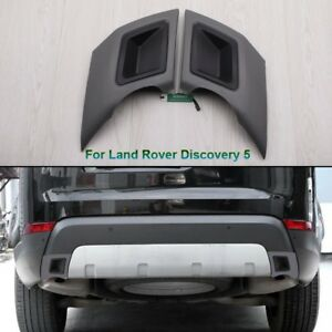 ABS-Tail-Exhaust-Cover-Trim-for-Land-Rover-Discovery-5-LR5-L462-SE-HSE-Version