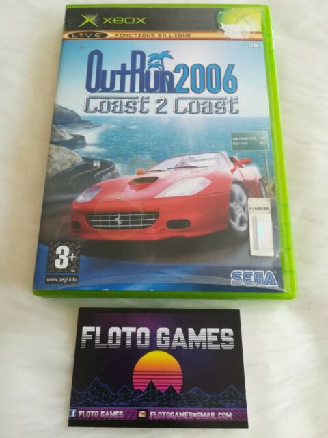 Jeu Outrun 2006 Coast To Coast pour X-Box XBOX PAL en Boite - Floto Games