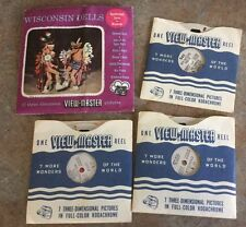 View-master Reels includes Roy Rogers Cinderella Little Red Riding Hood And More