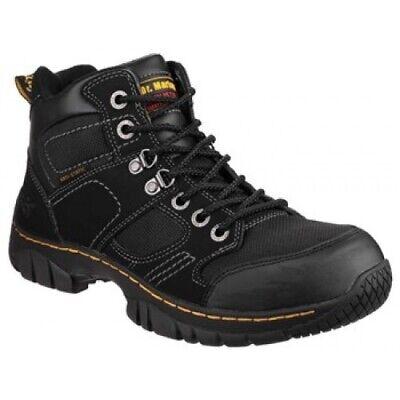 Dr Martens Benham 16248001 Safety Boots Steel Toe Caps