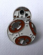 Metal Enamel Pin Badge Brooch Star Wars Starwars SW BB-8 BB8 Droid Robot Android