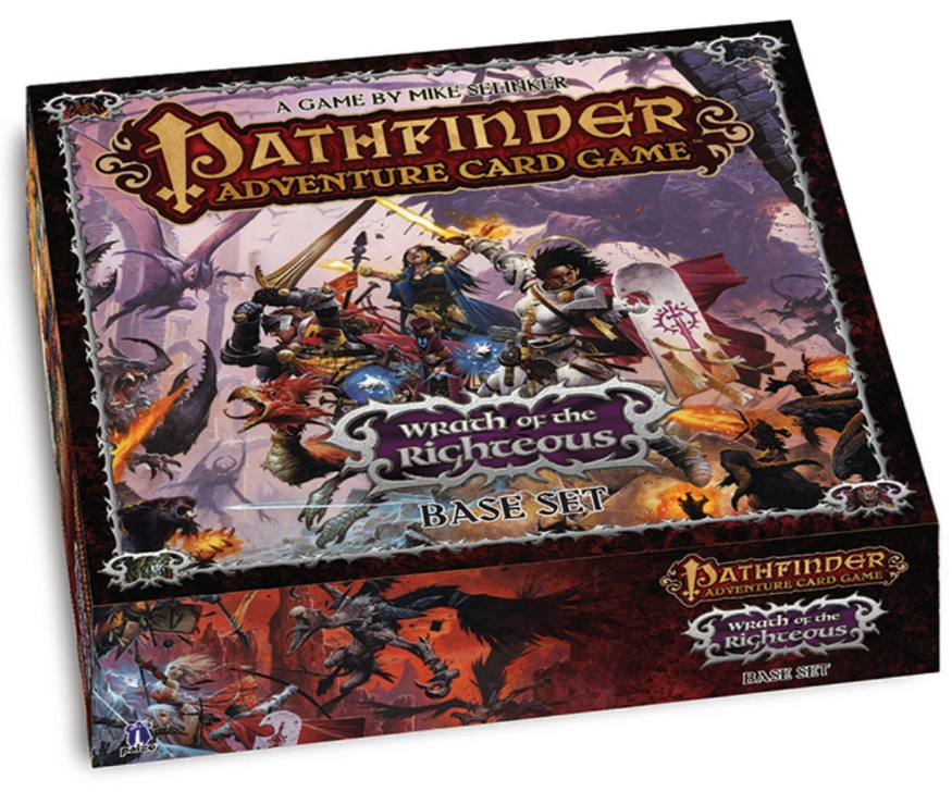Pathfinder Adventure Card Game Wrath of the Righteous