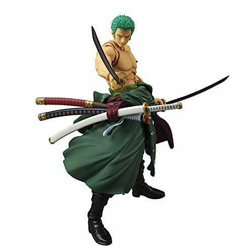 Variable Action Heroes ONE PIECE RGoldnoa ZGold Renewal Edition action Figure