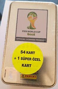 Panini-Adrenalyn-XL-Fifa-World-Cup-2014-Brasil-Tin-9-booster-1-limited-card