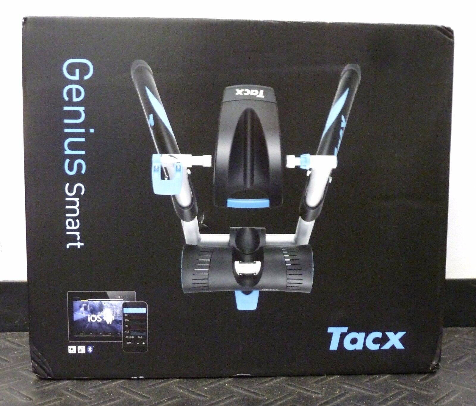 Tacx Genius Smart Bicycle Trainer
