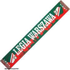 ECHARPE LEGIA VARSOVIE Pologne scarf schal cachecol sjaal no drapeau maillot ...