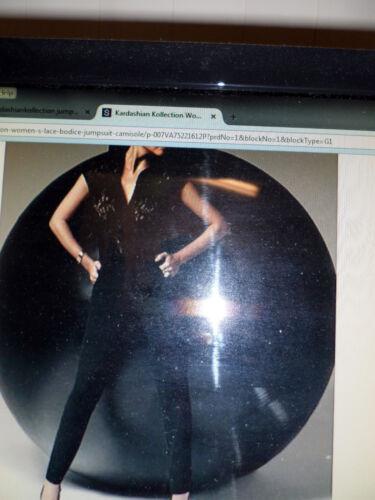 Kardashian e Kollection da pizzo in canotta Tuta donna qHqWwUrE