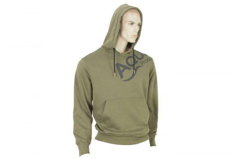 Aqua Products Core Felpa con cappuccioPesca della Carpa Abbigliamento