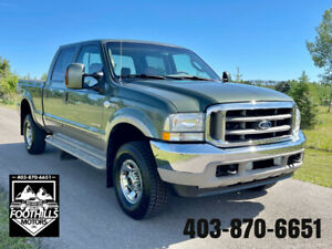 2004 Ford F 350 King Ranch