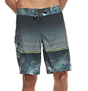 f65582cdcd NEW Ocean Current Men's Stretch Board Shorts Swim Trunks Size 28 | eBay