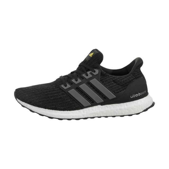 Hombres Adidas ultra Boost Ltd negro quinto aniversario bb6220 tamaño