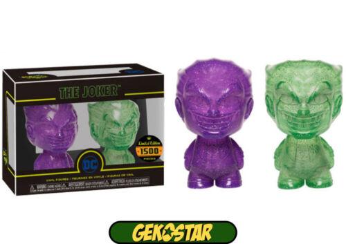 JOKER viola e verde-Hikari XS VINILE 2-Pack