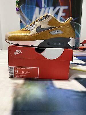 "Nike Air Max 90 Premium ""Desert Ochre"" 700155 700 DS size 13 | eBay"